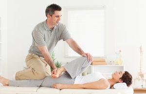 פיזיותרפיה בבית לבעיות ברצפת האגן